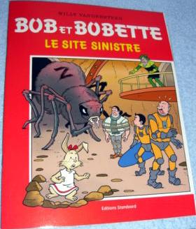 bob et bobette bd