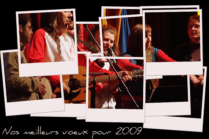 Voeux 2009